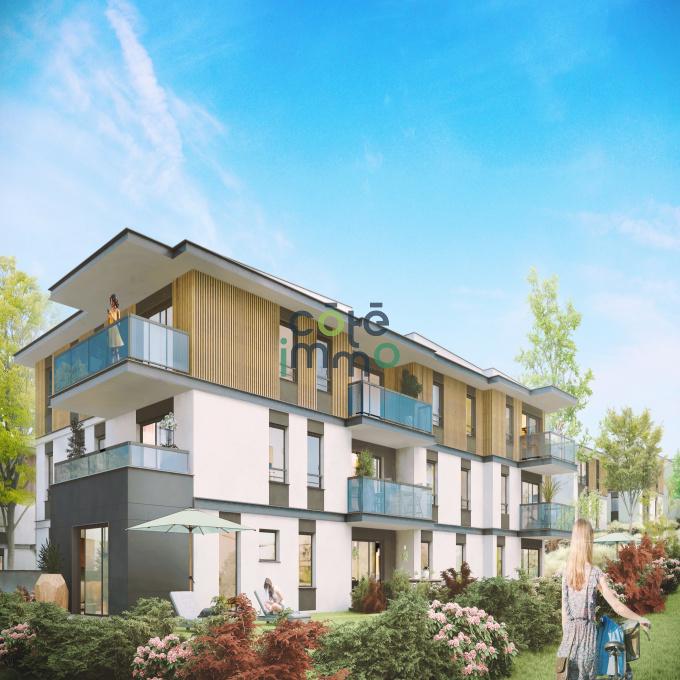 Programme neuf Appartement Anthy-sur-Léman (74200)